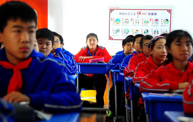 Không tưởng: Nữ VĐV Trung Quốc mới 11 tuổi đã cao 2m01-5