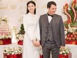 Rò rỉ hình ảnh cưới hiếm hoi chụp tại Pháp cùng chiếc váy cưới 10 nghìn hạt ngọc trai của Á hậu Thanh Tú và chồng U40-6