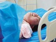 Ham ăn thịt nướng lúc mang thai, mẹ bật khóc ngay trên bàn đẻ khi con chào đời