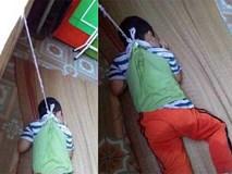 Hai cô giáo thừa nhận buộc dây vào người bé trai 4 tuổi cột lên cửa sổ ở Nam Định