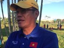 Cầu thủ Việt Nam được ăn phở, bún chả khi thi đấu ở Philippines