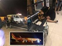 Nóng: Máy bay Vietjet gặp sự cố nghiêm trọng khi tiếp đất, hàng trăm hành khách được lệnh bỏ lại hành lý và nhảy ra cửa thoát hiểm