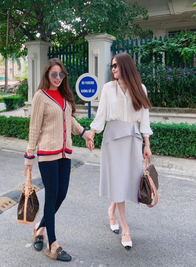 Street style sao: Diệp Lâm Anh vừa sinh xong đã vội diện đồ sexy, Hương Giang mặc kín đáo vẫn lộ dáng gầy nhẳng-15