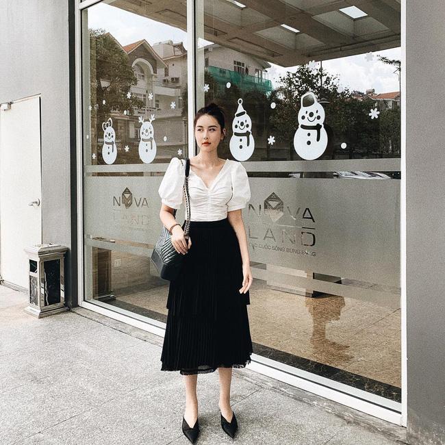 Street style sao: Diệp Lâm Anh vừa sinh xong đã vội diện đồ sexy, Hương Giang mặc kín đáo vẫn lộ dáng gầy nhẳng-16