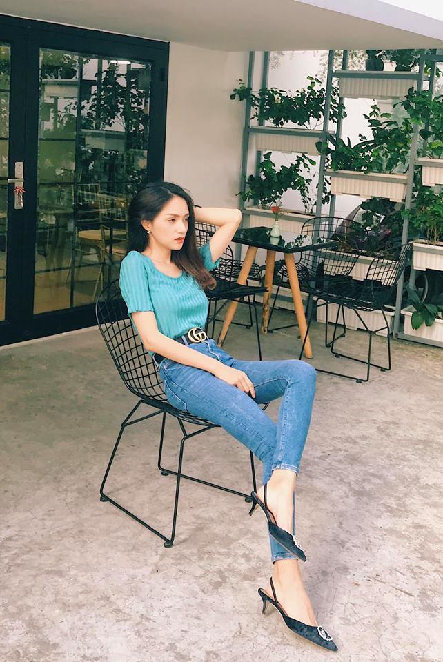 Street style sao: Diệp Lâm Anh vừa sinh xong đã vội diện đồ sexy, Hương Giang mặc kín đáo vẫn lộ dáng gầy nhẳng-7
