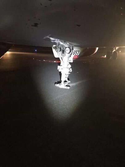 Nóng: Máy bay Vietjet gặp sự cố nghiêm trọng khi tiếp đất, hàng trăm hành khách được lệnh bỏ lại hành lý và nhảy ra cửa thoát hiểm-2