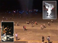 Hiện trường máy bay Vietjet gặp sự cố, hành khách nhảy cửa thoát hiểm