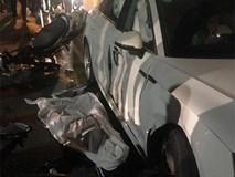 Tai nạn kinh hoàng khiến 1 cô gái tử vong và 3 người bị thương nặng, tài xế ô tô hoảng loạn không dám ra khỏi xe