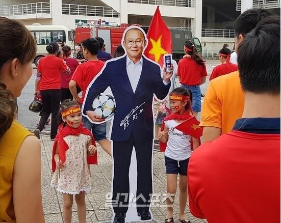 """HLV Park Hang Seo đang tạo ra hiệu ứng chưa từng có tại Hàn Quốc""""-3"""