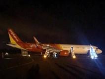 Vụ máy bay Vietjet gặp sự cố nghiêm trọng khi tiếp đất: 6 hành khách bị chấn thương