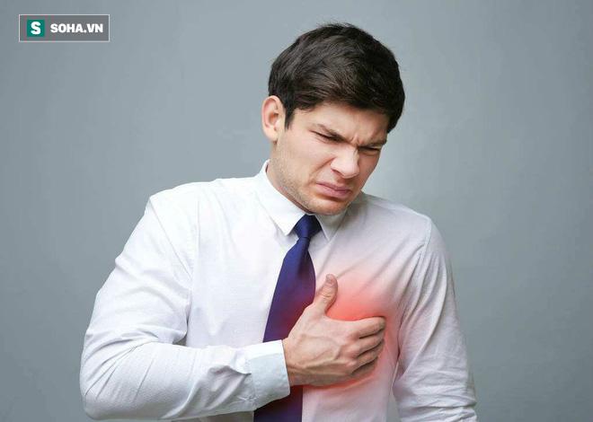 Khi có sự thay đổi này xảy ra ở ngực: 90% khả năng bạn đã bị xơ gan, hãy nhanh đi khám-1