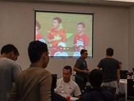 HLV trưởng 'ép' tuyển Philippines vừa ăn trưa vừa xem băng hình phân tích tuyển Việt Nam