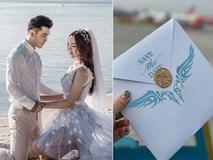Đám cưới Ưng Hoàng Phúc - Kim Cương: Khách mời trình thiệp mới cho vào, bao gồm cả bà mai