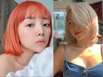 Một màu tóc chỉ để 2 tuần, ai nhuộm tóc nhiều bằng Tóc Tiên trong showbiz Việt này?