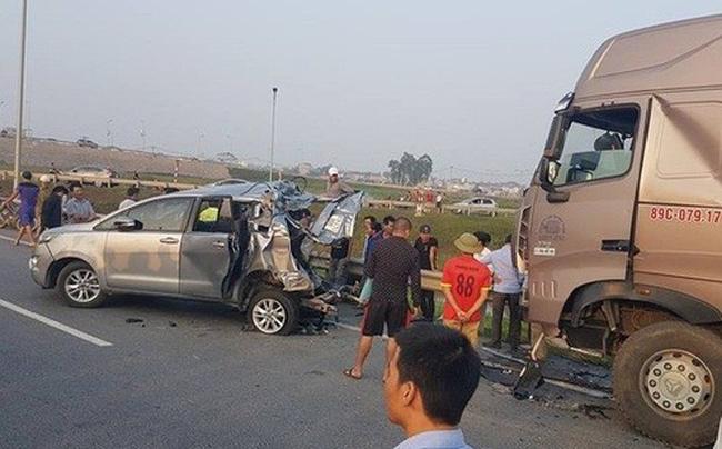 Tâm sự của vợ tài xế container đâm Innova khiến 4 người tử vong trong ngày chờ TAND cấp cao tuyên hủy bản án-4