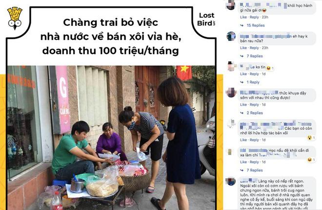 Cuộc sống vợ chồng anh bán xôi ở Hà Nội đảo lộn vì bị hiểu lầm kiếm được 100 triệu/ tháng-1
