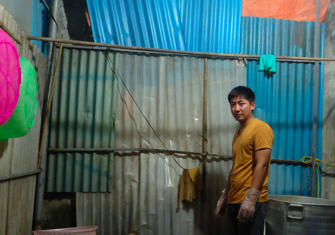 Cuộc sống vợ chồng anh bán xôi ở Hà Nội đảo lộn vì bị hiểu lầm kiếm được 100 triệu/ tháng-4