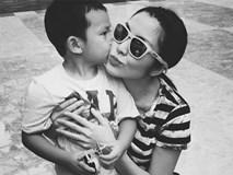 """Lần đầu tiên, Tăng Thanh Hà phô bày toàn bộ cuộc sống của """"bà mẹ bỉm sữa"""" với công chúng"""