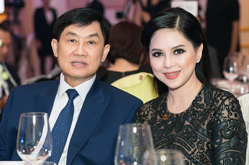 """5 bóng hồng"""" xinh đẹp, nổi tiếng và giỏi giang cùng chồng đại gia xây dựng cơ nghiệp nghìn tỷ-1"""