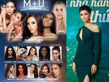 H'Hen Niê đại phá các bảng xếp hạng nhan sắc tại Miss Universe 2018