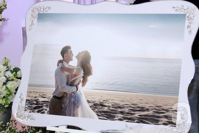 Cận cảnh không gian tiệc cưới lộng lẫy như cổ tích của Ưng Hoàng Phúc và Kim Cương-1