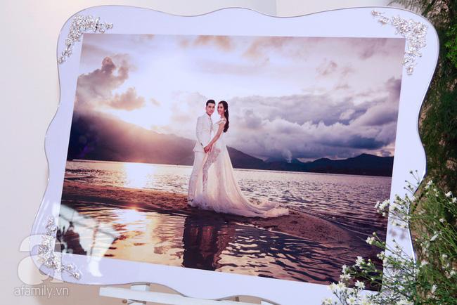 Cận cảnh không gian tiệc cưới lộng lẫy như cổ tích của Ưng Hoàng Phúc và Kim Cương-5