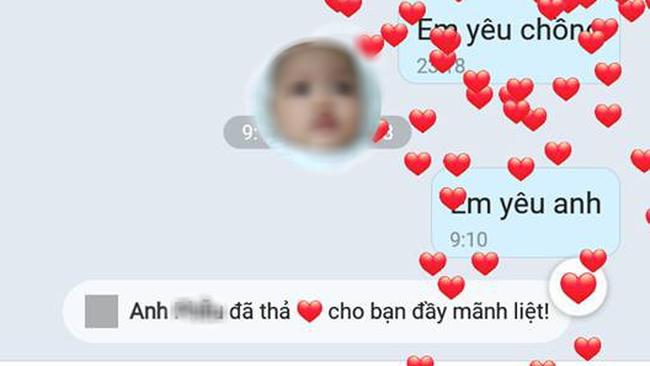 Khi các mẹ bỉm hùa nhau nhắn tin tỏ tình em yêu anh, đây là phản ứng không giống ai của các anh chồng-14