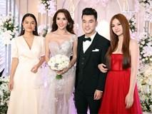 Trong đám cưới, Ưng Hoàng Phúc chúc Thu Thủy - Phạm Quỳnh Anh một câu khiến nhiều người xúc động