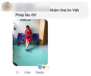 Lộ hình ảnh được cho là Á hậu Thanh Tú đi khám thai tại bệnh viện-2