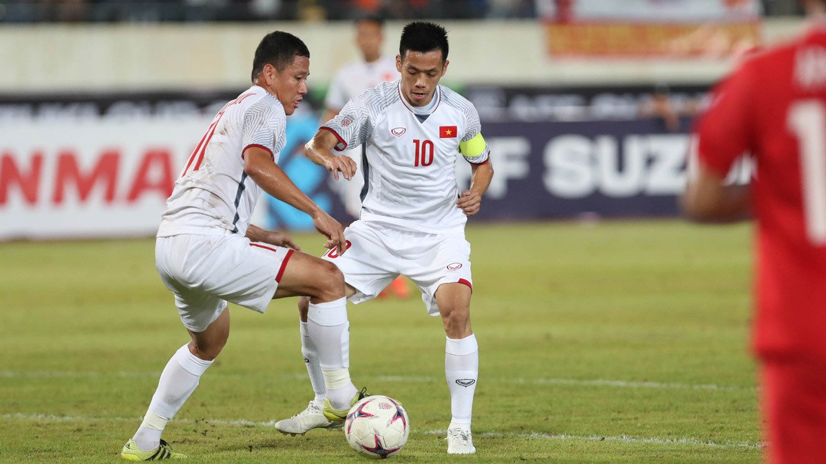 Đội hình Việt Nam vs Philippines: Văn Quyết đá cặp Công Phượng-1