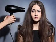 Mùa đông chớ dại dùng máy sấy tóc kiểu này nếu không phát nổlúc nào chẳng hay