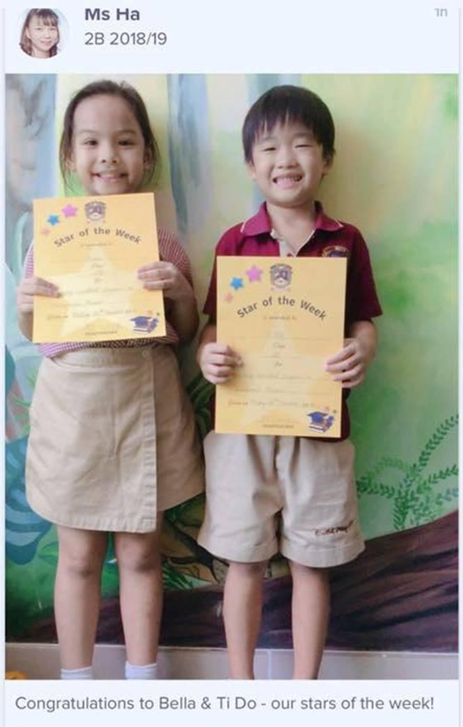 Giật mình: Đã 6 tuổi được mời lên lớp 2, con gái Phạm Quỳnh Anh còn giỏi nhất nhì lớp-2