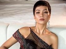 H'Hen Niê quyến rũ trong trang phục dạ hội xẻ cao tà