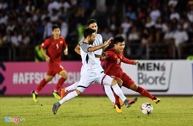 Philippines vs Việt Nam: ĐT Việt Nam giành chiến thắng 2-1 ngay trên sân khách-19