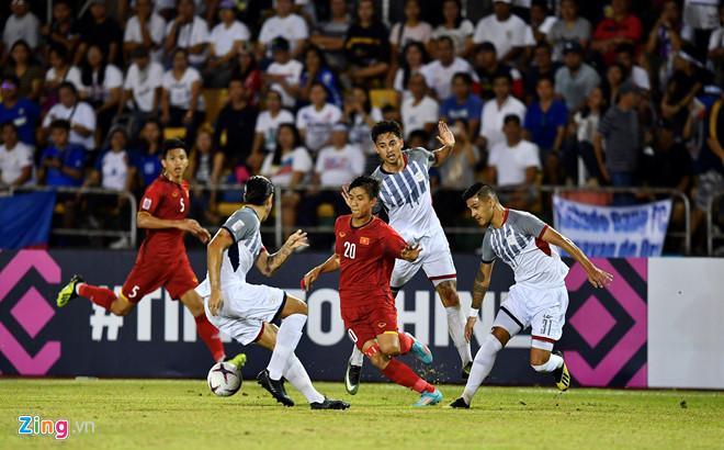 Philippines vs Việt Nam: ĐT Việt Nam giành chiến thắng 2-1 ngay trên sân khách-17