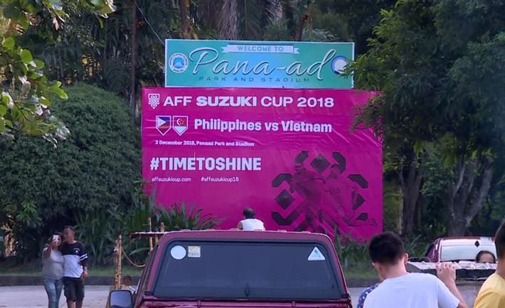 Ban tổ chức AFF Cup sai lầm, nhầm lẫn Việt Nam thành Singapore-1