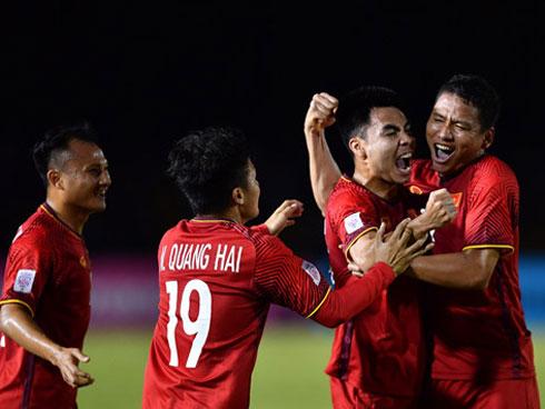Philippines vs Việt Nam: ĐT Việt Nam giành chiến thắng 2-1 ngay trên sân khách-18