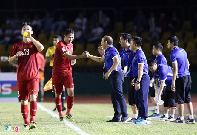 Philippines vs Việt Nam: ĐT Việt Nam giành chiến thắng 2-1 ngay trên sân khách-16