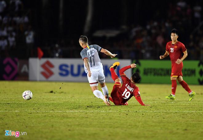 Philippines vs Việt Nam: ĐT Việt Nam giành chiến thắng 2-1 ngay trên sân khách-15