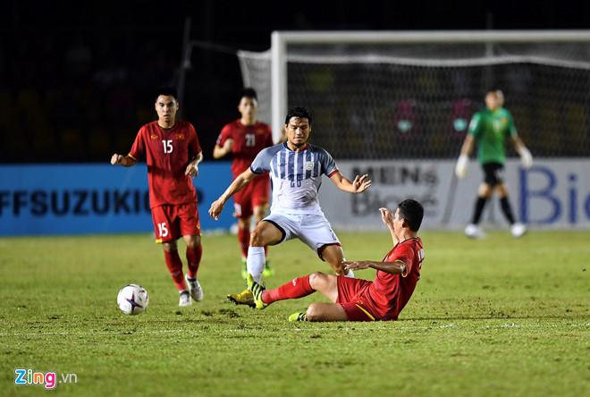 Philippines vs Việt Nam: ĐT Việt Nam giành chiến thắng 2-1 ngay trên sân khách-13