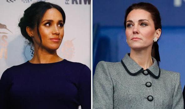 """Tiết lộ gây sốc về việc Công nương Kate hiềm khích"""" với em dâu Meghan xuất phát từ người thứ ba"""" không ngờ đến-2"""
