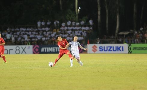 Philippines vs Việt Nam: ĐT Việt Nam giành chiến thắng 2-1 ngay trên sân khách-8
