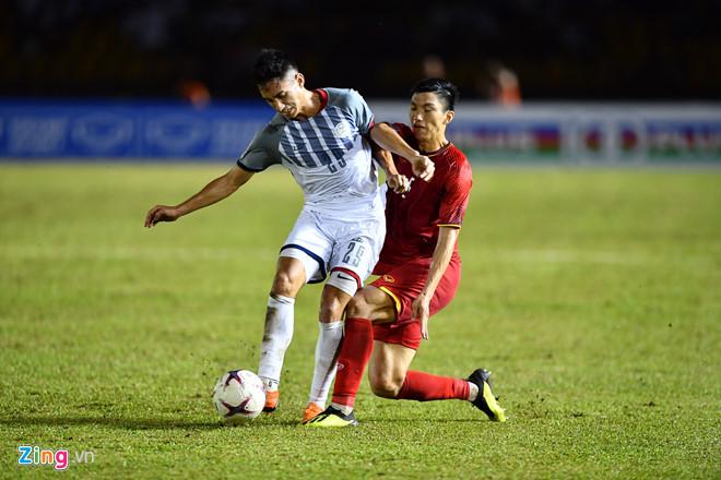 Philippines vs Việt Nam: ĐT Việt Nam giành chiến thắng 2-1 ngay trên sân khách-6