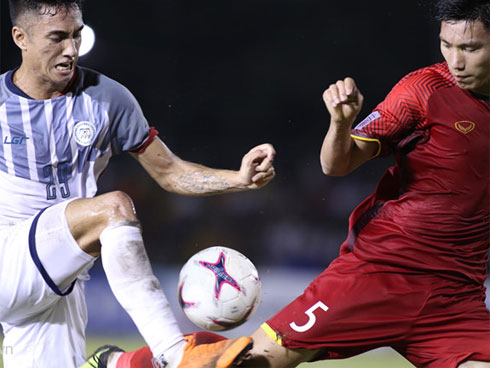 Philippines vs Việt Nam: ĐT Việt Nam giành chiến thắng 2-1 ngay trên sân khách-2