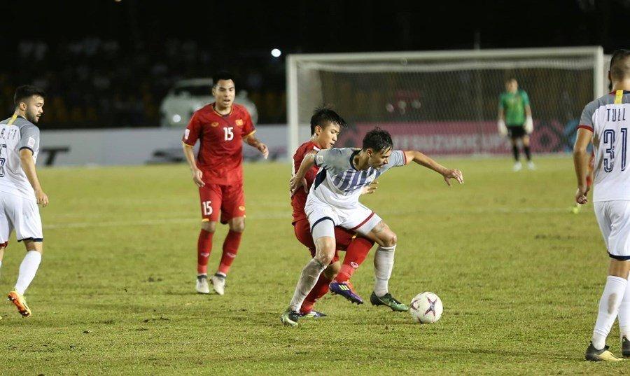 Philippines vs Việt Nam: ĐT Việt Nam giành chiến thắng 2-1 ngay trên sân khách-1