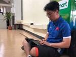 Món ăn khiến đội tuyển Việt Nam bất ngờ trên máy bay từ Philippines về Hà Nội-7
