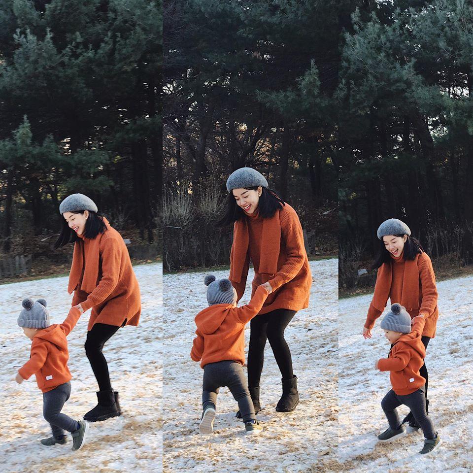 Đẳng cấp một mình nuôi con phải như Ly Kute: Du lịch mỗi năm vài lần, thay xế hộp tiền tỷ như thay áo-5