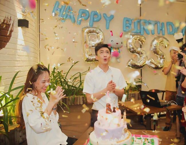 Cường Đô La phá bỏ hình ảnh doanh nhân thường thấy, trổ tài diễn sâu như nhân vật chính trong tiệc sinh nhật Đàm Thu Trang-1