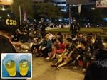 Trắng đêm chặn bão sau trận thắng của đội tuyển Việt Nam trước Philippines-10