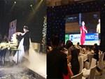 Ca sĩ Đan Trường xuất hiện trong đám cưới 4 tỷ nhà đại gia ở Thái Nguyên-1